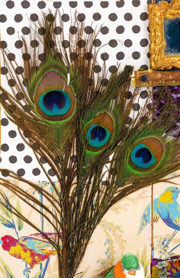 """""""Oriental Garden"""" Detail"""